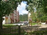 Новосибирск, улица Арбузова, дом 12. многоквартирный дом
