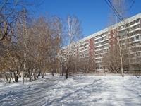 Novosibirsk, st Arbuzov, house 16. Apartment house