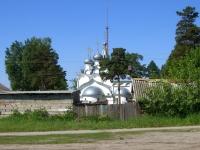 Новосибирск, улица Зоологическая, дом 8А. приход Во имя святителя Николая Чудотворца