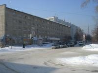 Новосибирск, улица Российская, дом 3. общежитие