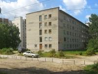 Новосибирск, улица Российская, дом 5/1. общежитие