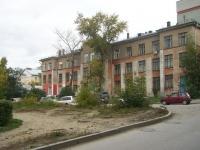 Новосибирск, улица Бориса Богаткова, дом 17. больница