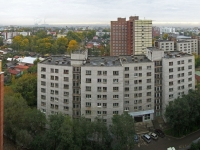 Новосибирск, улица Бориса Богаткова, дом 63/1. общежитие СибГУТИ, №4