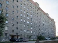 Новосибирск, улица Бориса Богаткова, дом 163/8. многоквартирный дом