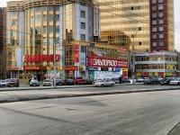 Novosibirsk, Dzerzhinsky avenue, house 1/1. Apartment house