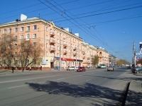 Новосибирск, Дзержинского проспект, дом 7. многоквартирный дом