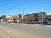 Новосибирск, Дзержинского проспект, дом 16. органы управления Администрация Дзержинского района