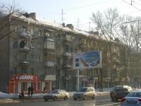 Новосибирск, Дзержинского проспект, дом 24. многоквартирный дом
