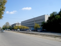 Новосибирск, Дзержинского проспект, дом 44. поликлиника