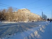 Новосибирск, Дзержинского проспект, дом 81. многоквартирный дом