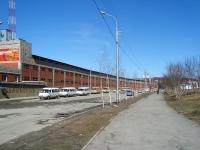 Новосибирск, улица Железнодорожная, дом 1А. гараж / автостоянка