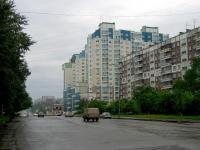 Новосибирск, улица Железнодорожная, дом 8. многоквартирный дом