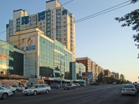 Новосибирск, улица Железнодорожная, дом 12/1. офисное здание