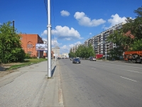 Новосибирск, улица Железнодорожная, дом 20. многоквартирный дом