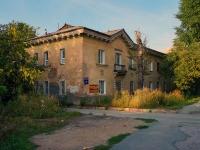 Новосибирск, улица Железнодорожная, дом 3А. многоквартирный дом