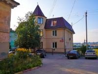 Новосибирск, улица Железнодорожная, дом 3Б. офисное здание