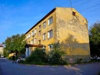 Новосибирск, улица Железнодорожная, дом 5. многоквартирный дом