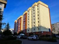 Новосибирск, улица Железнодорожная, дом 6/2. многоквартирный дом