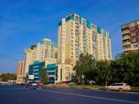 Новосибирск, улица Железнодорожная, дом 12. многоквартирный дом