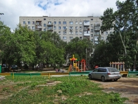 Новосибирск, улица Сибирская, дом 17. многоквартирный дом