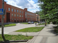 Новосибирск, улица Сибирская, дом 30. школа №168