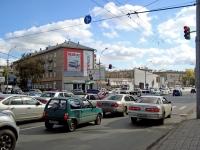 Новосибирск, улица Сибирская, дом 58. гостиница (отель) Новосибирского Цирка