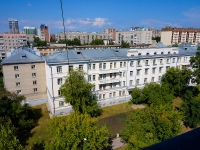 Novosibirsk, st Sibirskaya, house 31. Apartment house