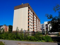Novosibirsk, st Sibirskaya, house 35/1. Apartment house