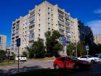 Novosibirsk, st Sibirskaya, house 41. Apartment house
