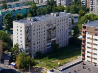 Novosibirsk, st Sibirskaya, house 17. Apartment house