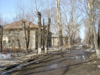 Новосибирск, улица Ботаническая, дом 26. многоквартирный дом