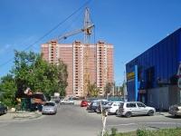 Новосибирск, улица Вавилова, дом 3. многоквартирный дом