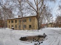 Новосибирск, улица Вавилова, дом 8. многоквартирный дом