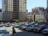 Novosibirsk, st Timiryazev, house 58/1. Apartment house