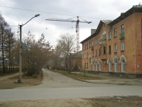 Novosibirsk, st Timiryazev, house 62. Apartment house