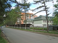 Novosibirsk, st Timiryazev, house 74. governing bodies