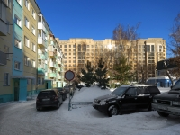 Novosibirsk, st Timiryazev, house 72. Apartment house