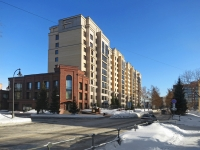 Novosibirsk, st Timiryazev, house 95. Apartment house