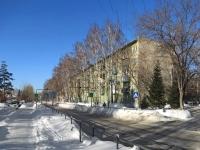 Новосибирск, улица Тимирязева, дом 87. многоквартирный дом