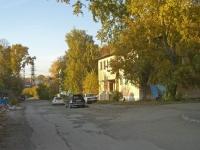 Новосибирск, улица Весенняя, дом 10. многоквартирный дом