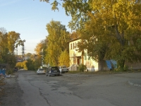Novosibirsk, st Vesennyaya, house 10. Apartment house