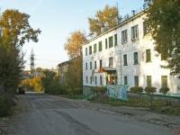 Novosibirsk, st Vesennyaya, house 12. trade school