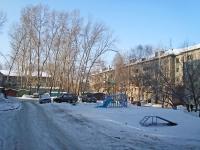 Новосибирск, улица Весенняя, дом 16. многоквартирный дом