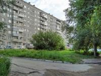 Новосибирск, улица Весенняя, дом 18. многоквартирный дом