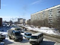 Новосибирск, улица Линейная, дом 35. многоквартирный дом