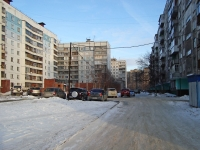 Новосибирск, улица Линейная, дом 47. многоквартирный дом