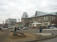 Новосибирск, улица Линейная, дом 120. офисное здание