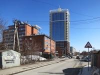 Новосибирск, улица Линейная, дом 53. многоквартирный дом