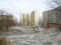 Новосибирск, улица Линейная, дом 225. многоквартирный дом