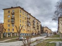 Новосибирск, Краснодонский 2-й переулок, дом 3. многоквартирный дом